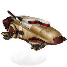 Warhammer 40K Tau - Greater Good Dolphin Skimmer Car - Wargames Exclusive - NEW