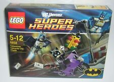 Lego DC Super Heroes 6858 Catwoman Catcycle City Chase MIB