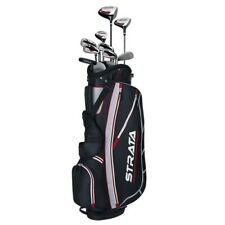 Callaway Strata 12 Piece Complete Mens Golf Set with Bag Right Handed