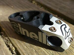 "Vintage CINELLI alter Stem 1"" Threadless 100mm 26.0mm clamp 226 grams ITALY"