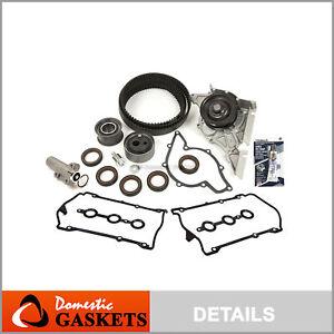 Timing Belt Kit Water Pump Gasket Fits Audi A4 A6 Volkswagen Passat V6 2.8L DOHC