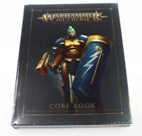 Warhammer Age of Sigmar Core Book hardback sealed rulebook 320 pages
