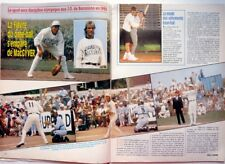 *RICHARD DEAN ANDERSON =>  COUPURE DE PRESSE 2 pages 1991 //  FRENCH CLIPPING!!!