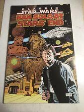 Classic Star Wars Han Solo at Stars' End TPB #1-1ST 1997 Dark Horse Comics