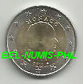 MONACO 2011 - 2 Euro munt Prins ALBERT