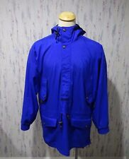 Nordica Classic Mens Pullover jacket Blue Size Large