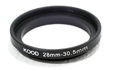 28mm-30.5mm 28-30.5  Stepping Ring Filter Ring Adapter Step up