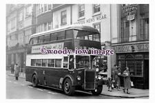 ab0085 - Leicester City Bus - DFJ 338 to Humberstone - photograph