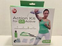 EA Sports Active Kit  (Nintendo Wii, 2010) Complete Kit for Wiifit Balance Board