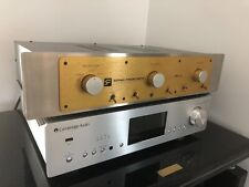 Sonic Frontiers Sfl-1 Tube Preamplifier (Made In Canada) Kimber Kable