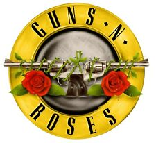 Guns N Roses Iron On Transfer For T-Shirt & Other Light Color Fabrics #4