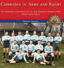 Comrades in Arms and Rugby: The remarkable achievements of the 1919 Australian