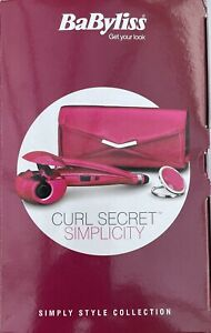 BaByliss Curl Secret Simplicity Set - Used Twice So In Excellent Condition