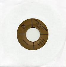EDDIE BO     GETTING TO THE MIDDLE  /  PT 2       BO SOUND  Re-Issue  FUNK