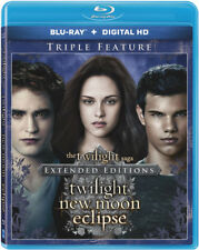 The Twilight Saga Extended Editions [New Blu-ray] Extended Edition