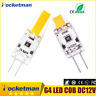 G4 COB LED Bulb Light AC/DC 12V G4 Lamp Chandelier Lights Replace Halogen