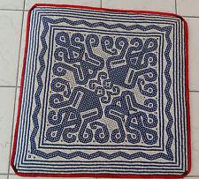 Borneo Handwoven Vintage Dayak Rattan Mat