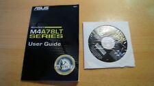 ASUS Motherboard CD & Handbuch M4A78LT -  AMD 760G/SB710 Chipset