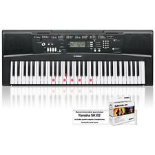 Yamaha EZ-220 61-Key Lighted Key Portable Keyboard LN