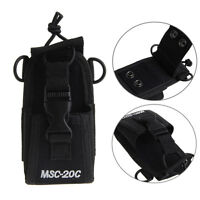 MSC-20C Nylon Radio Bag Case Holder Pouch For Baofeng UV-B5 UV82 UV8 D GT-3 UV5R