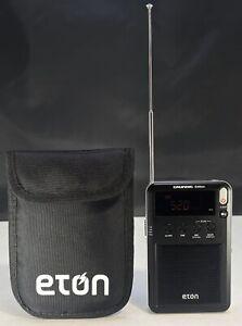 Eton Mini (Grundig Edition) AM/FM/SW Radio