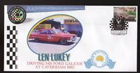 100 Yrs of AUST RACING Cv, LEN LUKEY 1962 FORD GALAXIE