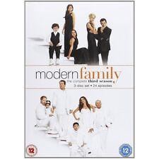 Modern Family Season 3 DVD