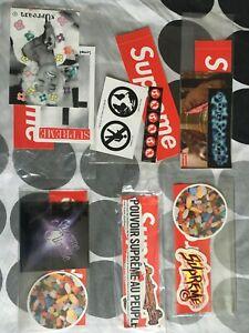 supreme sticker pack bundle