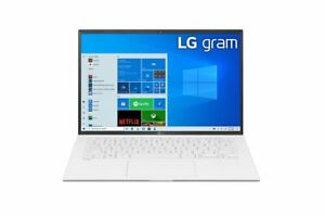 LG gram 14'' 14Z90P-K.AAW3U1 Ultra-Lightweight 11th Laptop