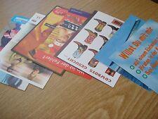 #TK1367 Postkarte City-Cards Extra Cards Werbekarten Werbung Veranstaltung Reise