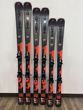 Head V6 LYT Tech Downhill Skis with Tyrolia PR 11 Bindings