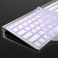 PURPLE Silicone Skin for APPLE Wireless Keyboard (Not for New Magic Keyboard)