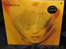 Rolling Stones Goats Head Soup SEALED USA 73 ORIG PROMO VINYL LP W/HYPE STICKERS