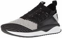 PUMA Men's Tsugi Jun Sneaker, Black, Size 11.5 dTKi