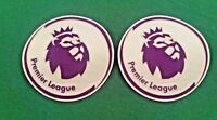 Premier League Patches/Badges 2016-2020 Manchester Liverpool Arsenal real pics