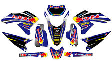 5471 YAMAHA WR 250 R X 2008 DECALS STICKERS GRAPHICS KIT