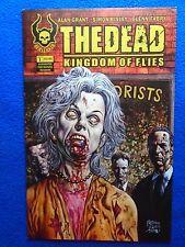 THE DEAD  KINGDOM OF FLIES #1~ 2008 BERZERKER COMICS ~ GLEN FABRY ~ SIMON BISLEY