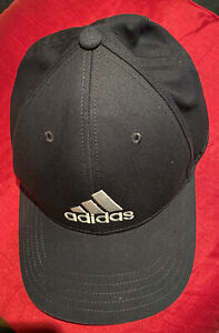 Adidas Women's Adjustable Cap Hat One Size Fits All Navy Blue