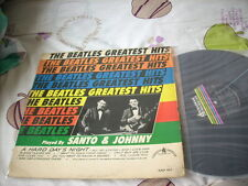 a941981 CALP1017 Beatles Greatest Hits Played by Santo and Johnny