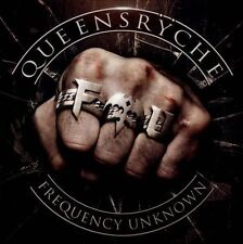 QUEENSRYCHE - Frequency Unknown  (CD, Jun-2013, Cleopatra)Geoff Tate COLD