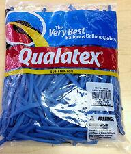 Qualatex Robin's Egg 260Q Entertainer Balloons ~ 100 ct.
