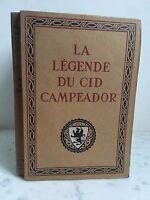 Alexandre Arnoux La Explicación de La Cid Campeador Edición de Arte 1922