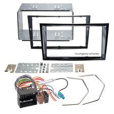 OPEL CORSA D 06-14 2-DIN radio de voiture Set d'installation Câble adaptateur