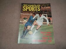 World Sports magazine October 1967 Spurs Cup-Winners Cup Alan Mullery Aberdeen