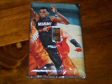 MIAMI HEAT HASSAN WHITESIDE LIGHT SWITCH PLATE