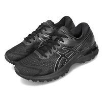 Asics GT-2000 8 D Wide Black Grey Women Running Shoes Sneakers 1012A592-001