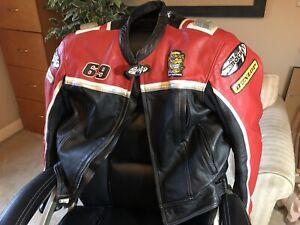 Joe Rocket Nickey Hayden Motorcycle Jacket