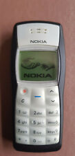 Nokia 1100 Mobile Phone Black Grey Unlocked with working Battery and Charger