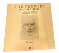 Richard Harris: Khalil Gibran - The Prophet (Vinyl LP VG++) 1974 Gatefold