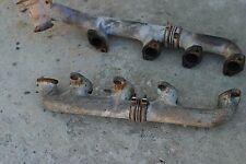 MERCEDES W 107 116 ENGINE EXHAUST MANIFOLD Set 1161421002   1161420402*REDUCED**